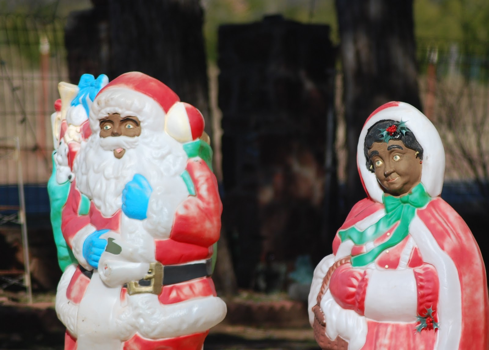 Images about my black african american santa