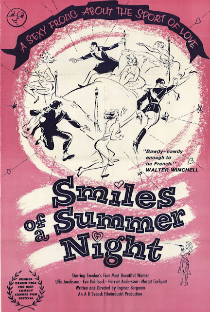 Smiles of a Summer Night / Sommarnattens leende (1955)