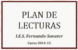 Plan de Lecturas 14-15