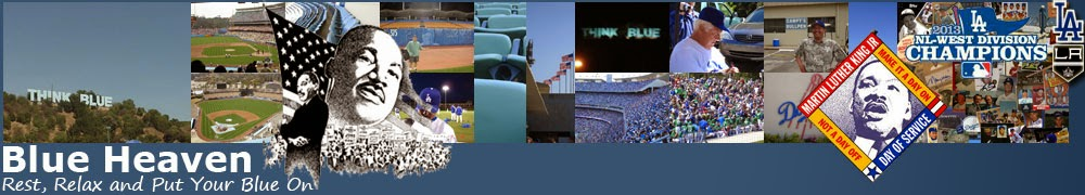 Dodgers Blue Heaven