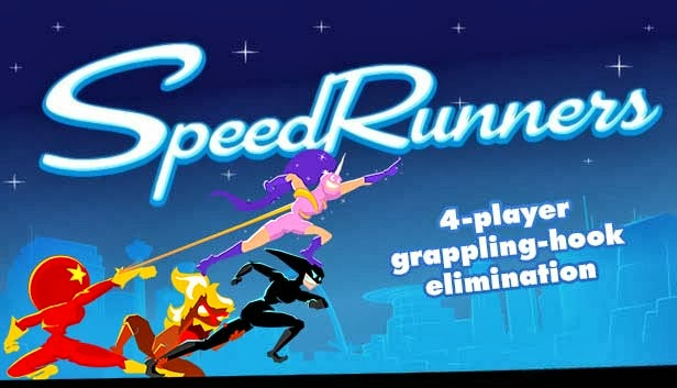 Multiplayer Speed Runners screen shots footage 4-player online