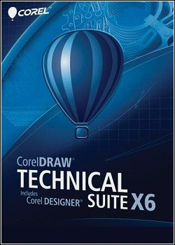 CorelDraw Technical Suite X6 SP1 x86/x64