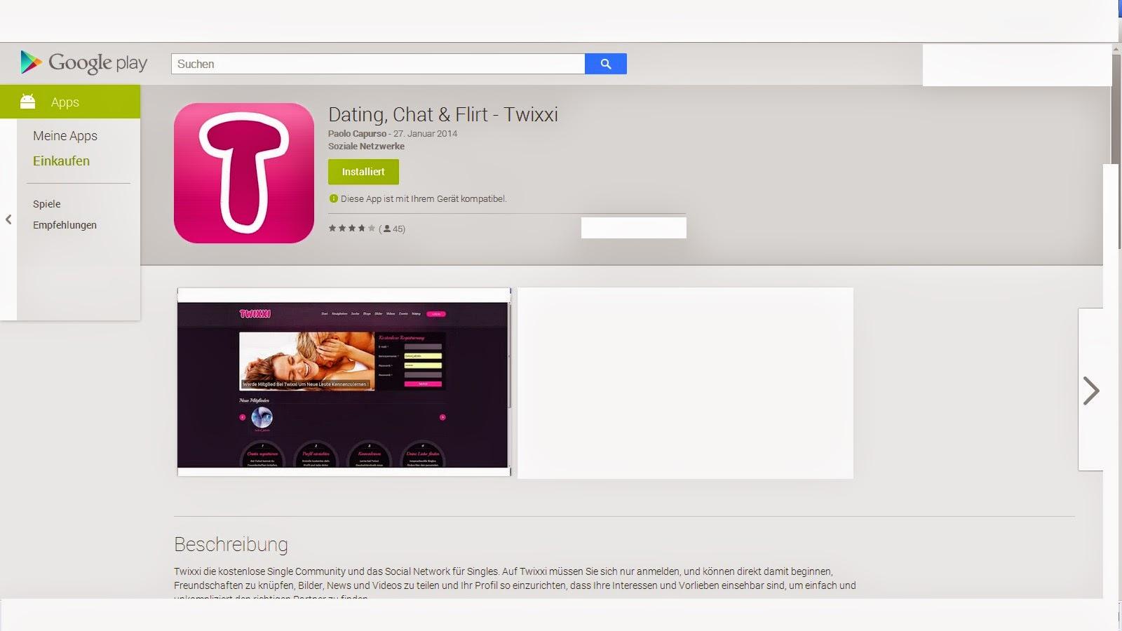kostenlose chat app Potsdam
