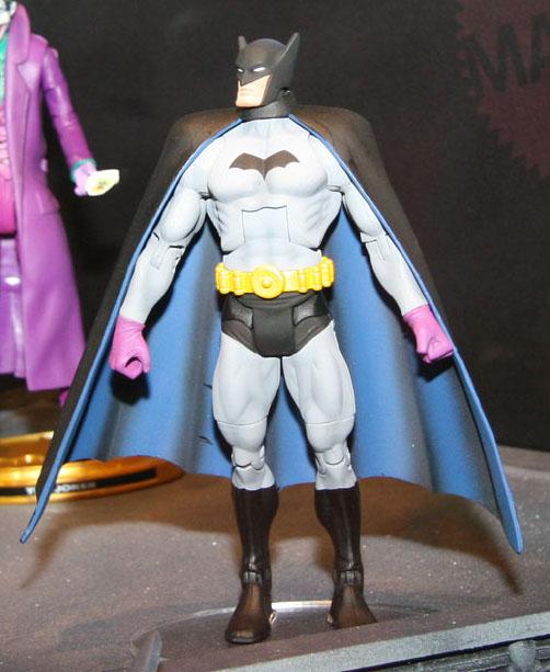 Action Toy Review: DC Universe Classics & Batman Legacy ...