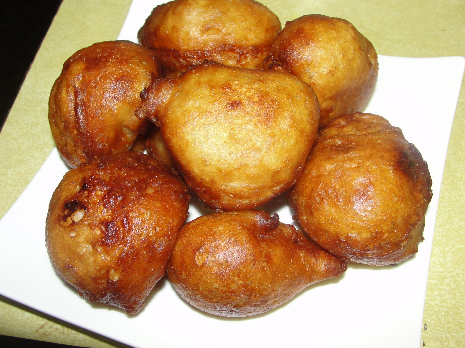 how to make nigerian puff puff without yeast