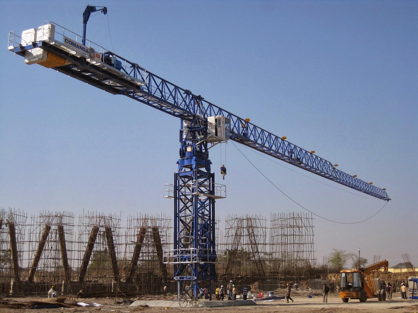 Tower Crane Inventor : Machines australia timeline of crane evolution