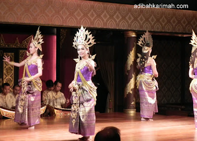 free holiday to vietnam by premium beautiful adibah traditional dance