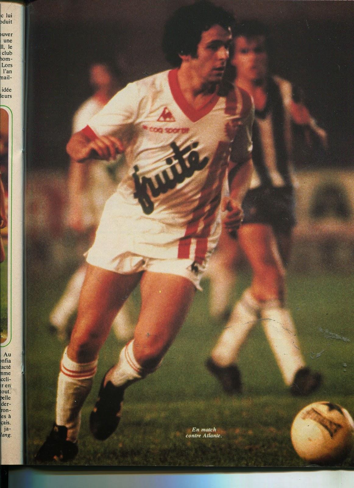Soccer Nostalgia Diego Maradona and Michel Platini Part Three