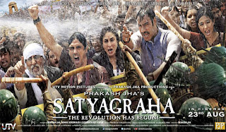 Satyagraha 7th Day Total Box Office Collection Report