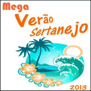 CD Mega Verão Sertanejo 2013