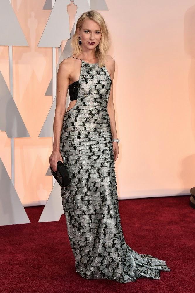 Naomi Watts Armani Prive Oscars