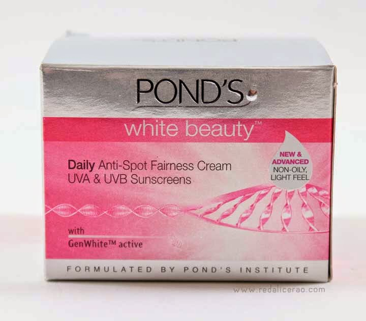 Spotless Radiance, Ponds 7 days, Ponds, Skincare, Best Beauty creams, Beauty and skin, GenWhite, Fairness cream, Red Alice Rao, redalicerao, Beauty blogger of Pakistan, Top Beauty Blogger, best skin care products,
