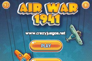 Jugar Air War 1941