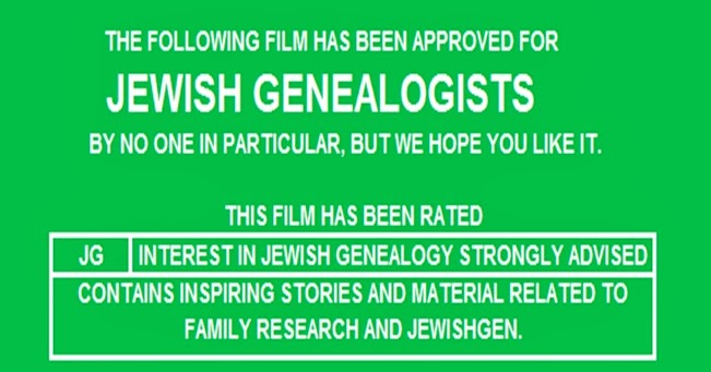 Watch JewishGen's Brand New Video!