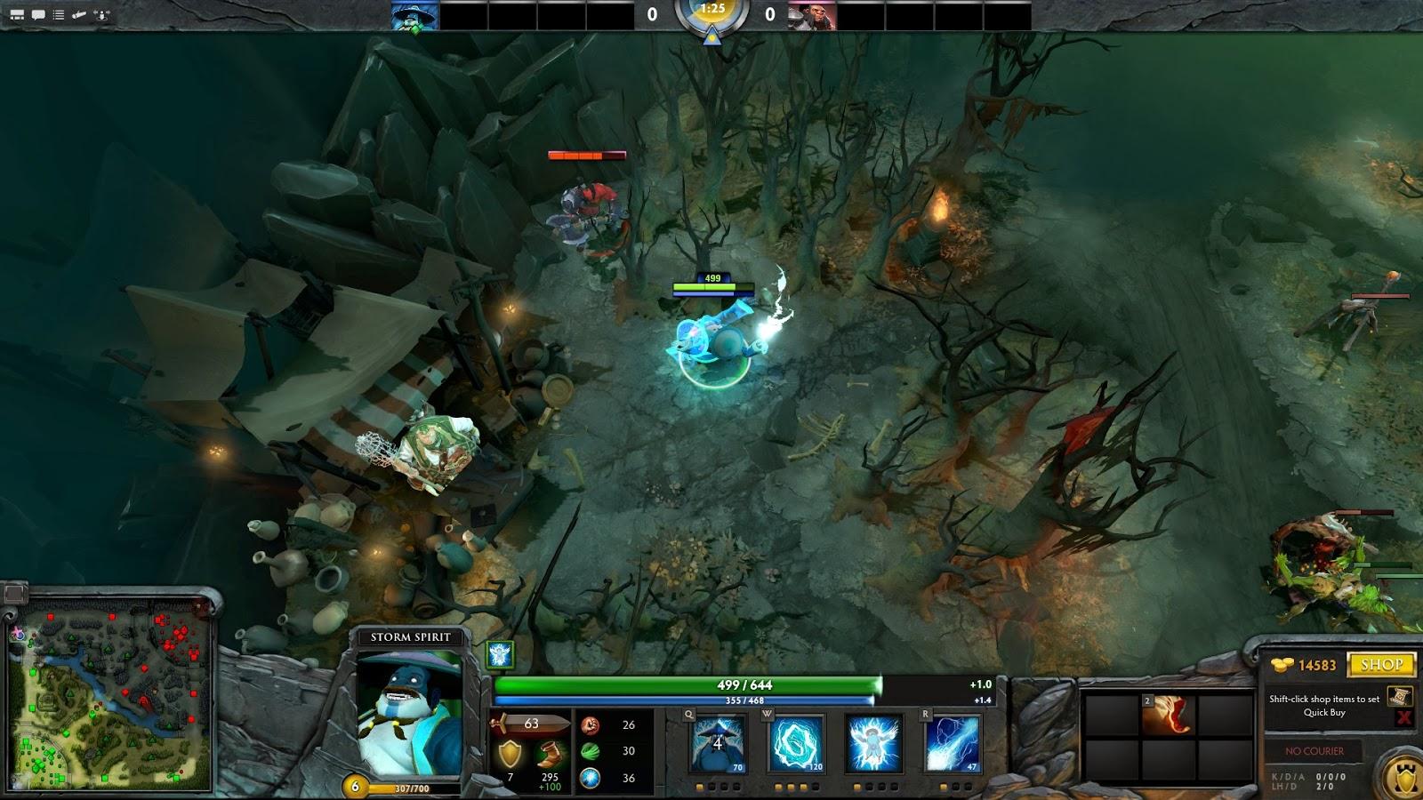 BATA Warcraft 3 Dota Tips And Tricks