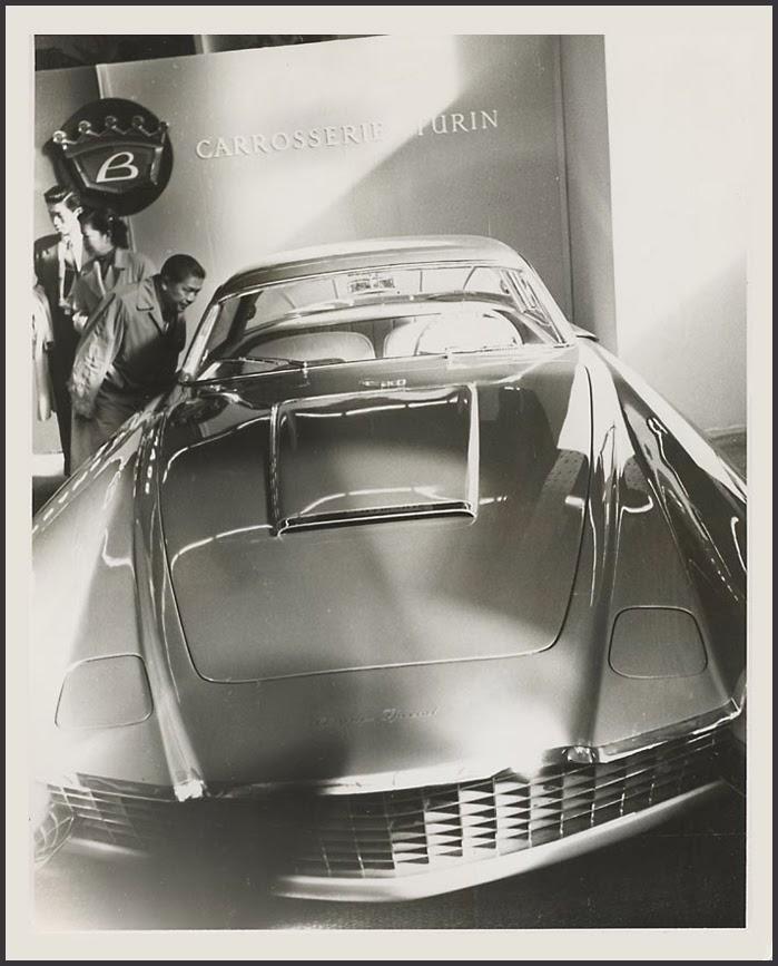 Motor Life.blog: Paris Salon De L'Automobile 1948 / 1955