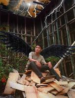 malaikat hitam