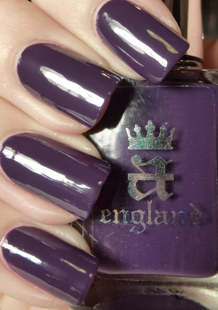 Elaine, a-england, The Mythicals, swatch