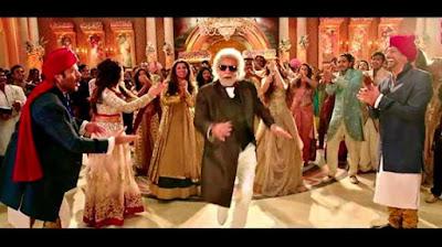 Welcome Back, welcome back song, Tutti Bole Wedding Di song, Anil Kapoor, John Abraham, Nana Patekar, Paresh Rawal, Naseeruddin Shah, Shruti Hassan