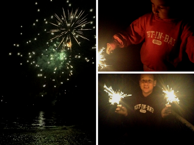 Fourth of July at Bradstreet Landing