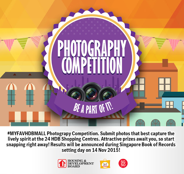 #myfavHDBmall Photo Competition - HDB