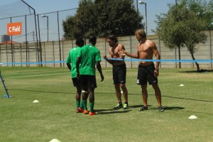 Chipolopolo Stars Head Back To Clubs