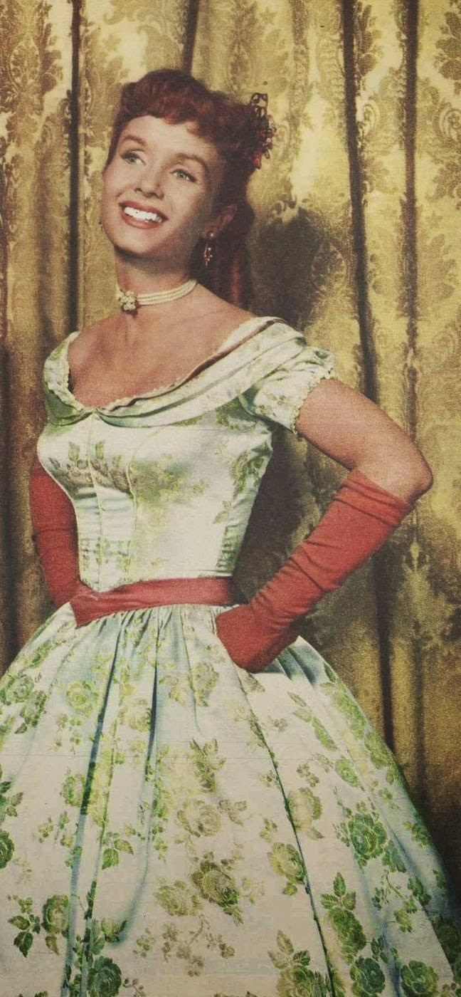 Debbie Reynolds, 1957
