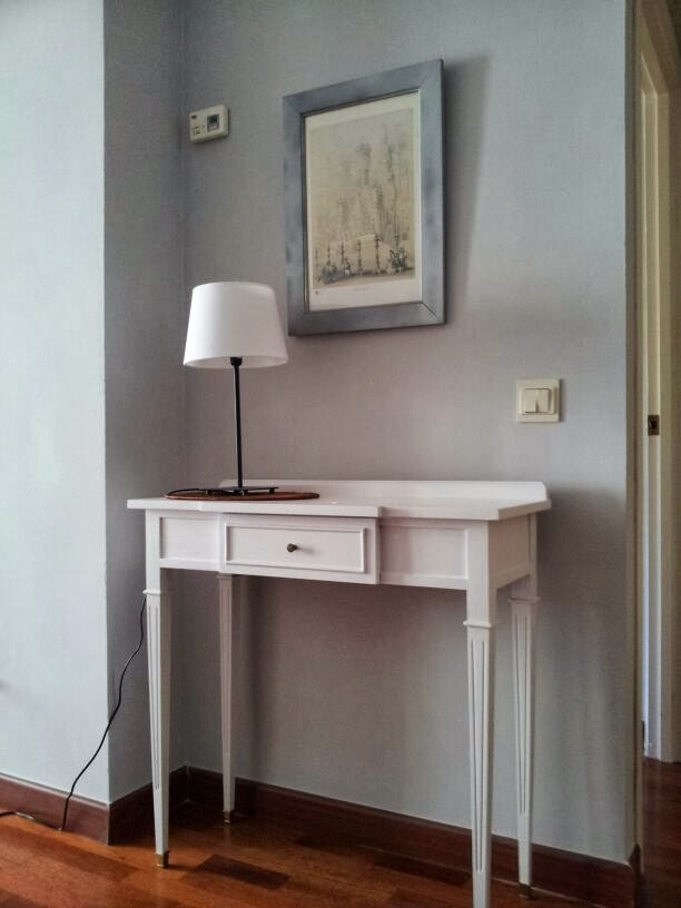M nica castillo decoraci n low cost - Consolas muebles ikea ...