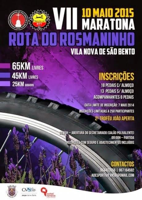 10MAI * VILA NOVA DE SÃO BENTO