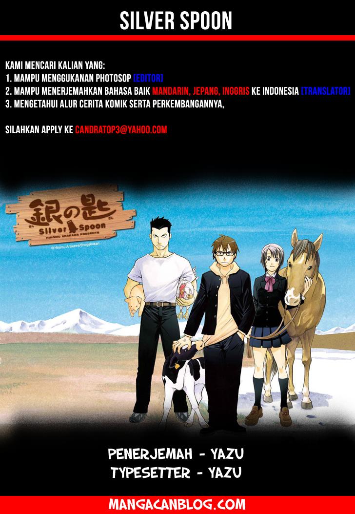 Dilarang COPAS - situs resmi www.mangacanblog.com - Komik silver spoon 039 - musim gugur 8 40 Indonesia silver spoon 039 - musim gugur 8 Terbaru 0|Baca Manga Komik Indonesia|Mangacan