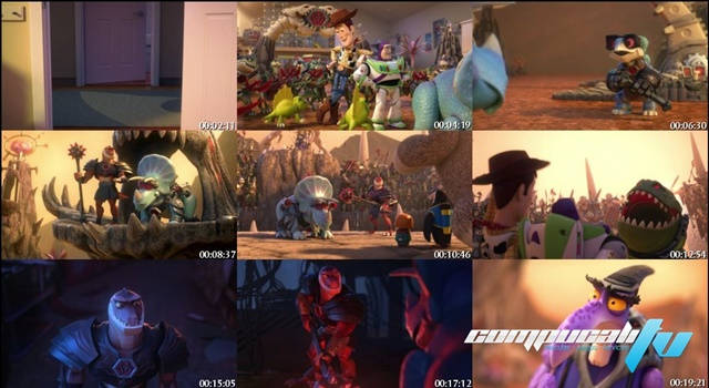 Toy Story: El tiempo perdido DVDRip Latino