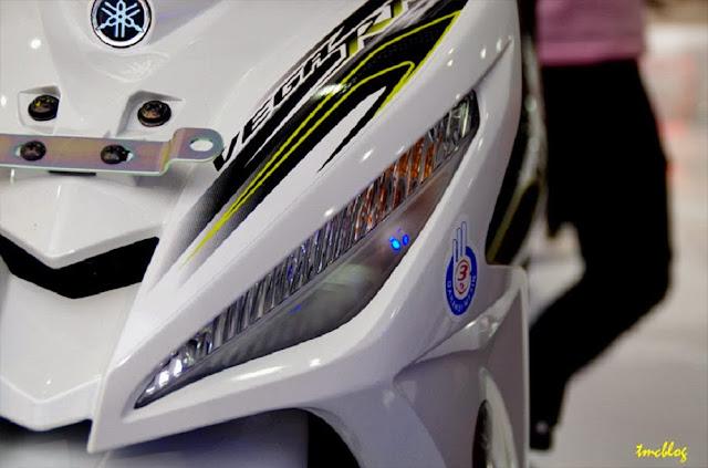 Yamaha Vega ZR 2014