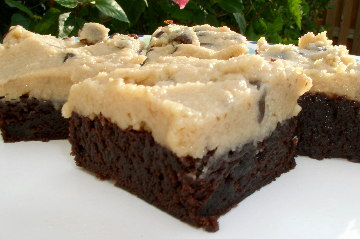 Cookie Dough Topped Brownies, Hurricanes Recipes — Dishmaps
