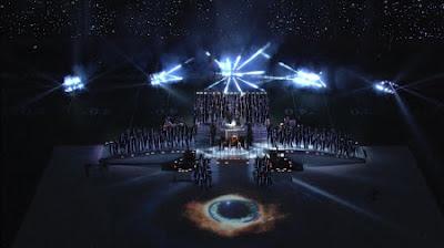 espectáculo de Madonna en el Superbow Illuminati