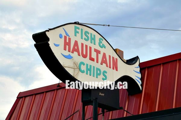Eat your city haultain fish chips victoria bc yes for Si fish and more