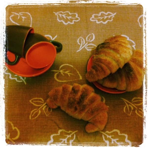 croissant o cornetti sfogliati (da bar)