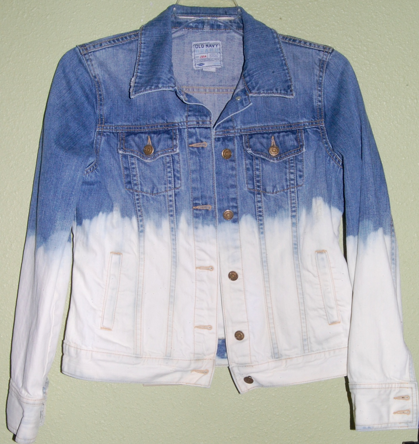 The sun bleached denim jacket features chest pockets and front welt pockets. Urban Classics Ladies Denim Jacket, TB Long Sleeve Trucker Jacket for Women. by Urban Classics. $ - $ $ 21 $ 52 Prime. FREE Shipping on eligible orders. Some sizes/colors are Prime eligible.