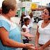 Vecinos del Centro piden a Marisol Sotelo que se convierta en su gestora