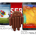 Samsung Galaxy S4 and Galaxy Note III to get Android 4.4 KitKat update in late January, says SFR