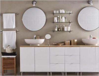 Meuble salle de bain ikea meuble d coration maison - Meuble de cuisine dans salle de bain ...
