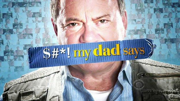 $#*! My Dad Says (2010-2011) William Shatner, Nicole Sullivan