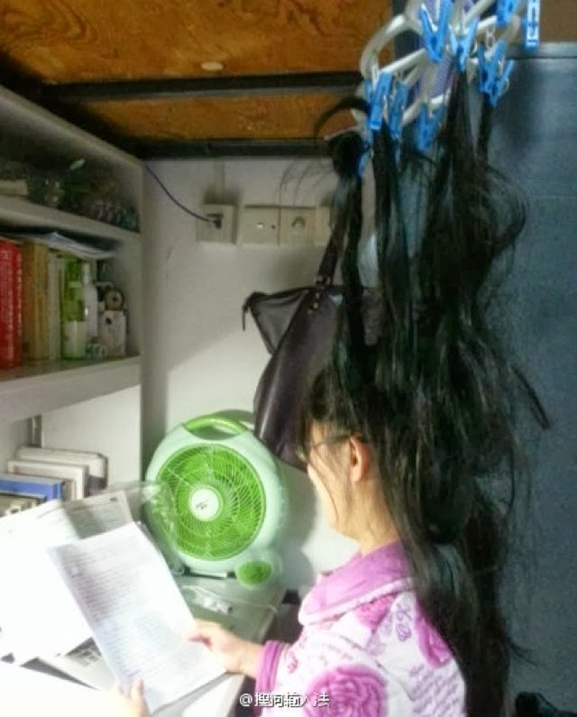 Hardcore Studying in China Looks Absolutely Frightening
