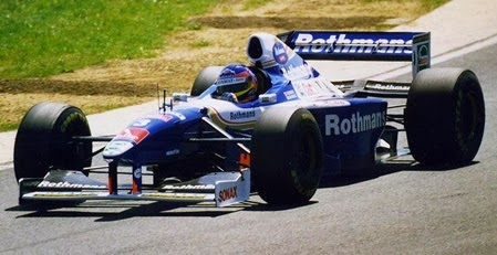 Formula 1 1997 Jacques Villeneuve/ Williams