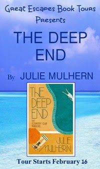 Julie Mulhern on tour