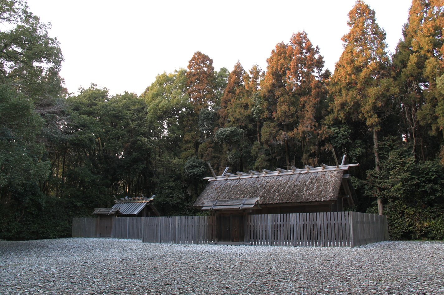 Journey To The End: 皇大神宮所...