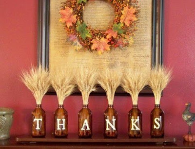 Row House Refuge Fall Decor