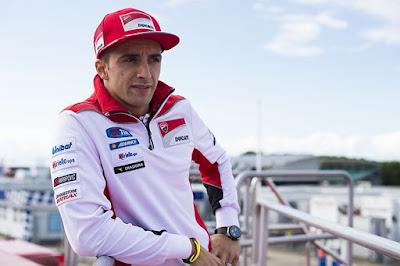 Niat Bantu Rossi di Valencia, Tapi Iannone Takut dengan Marquez