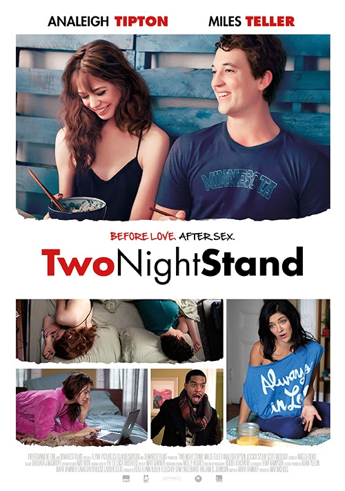 Two Night Stand by Max Nichols