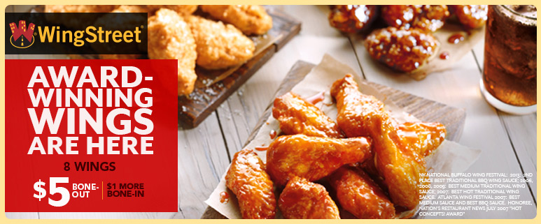 Pizza hut coupons chicken wings
