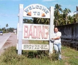 bading barangay 22 butuan city pinoy funny signs